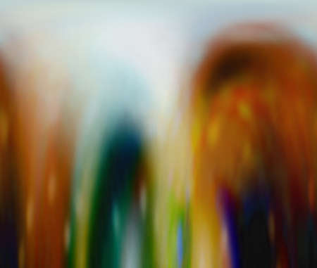 natural arch: Colorful blur backgraund. Fantasy