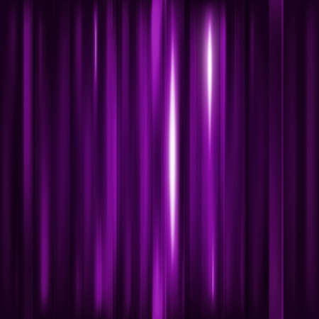 Abstract background. Motion purple vertical lines. Vector technology backdrop for cover magazine, banner, catalog, web and advertisement. Energy and power