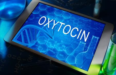 oxytocin: oxytocin Stock Photo