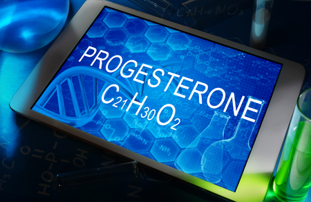 progesterone: progesterone