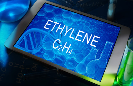 ethylene: the chemical formula of ETHYLENE