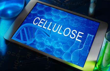 celulosa: la f�rmula qu�mica de la celulosa