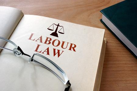 law books: labour law