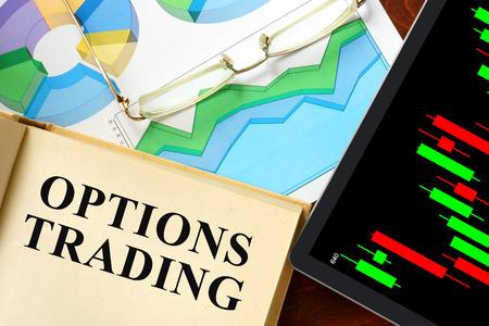 単語オプション取引の本に書かれています。ビジネス コンセプトです。