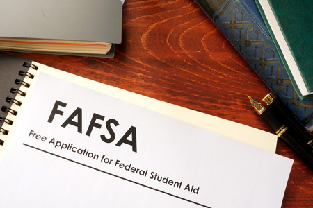 Free Application for Federal Student Aid (FAFSA) Imagens - 75050953