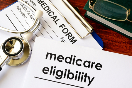 eligible: Document with title medicare eligibility.