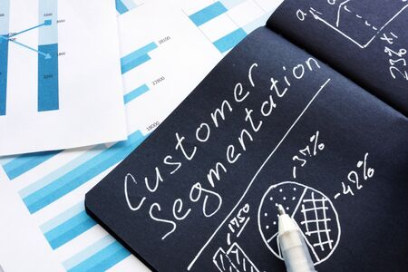 Customer Segmentation report for marketing strategy.