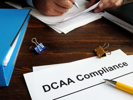 Defense Contract Audit Agency DCAA compliance and a working man.