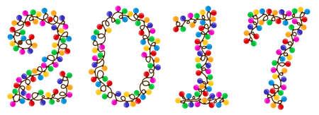 new years: New Years symbol.