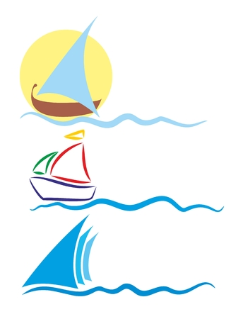vessels: sailing vessels.