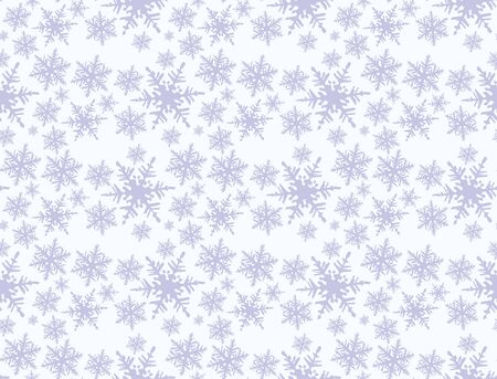 snowfalls: Seamless background with snow. Illustration