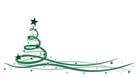 New Year tree.
