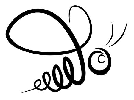 Logo of bee.