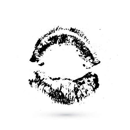 2020 Kiss Mark Stock Vector Illustration And Royalty Free Kiss Mark