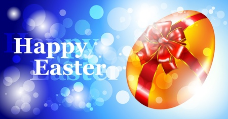 pasqua: Easter card  Illustration