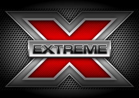 extreme Stock Vector - 11003526