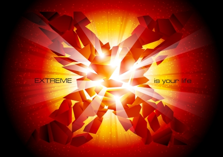time fly: extreme