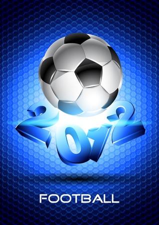 soccer background: Football