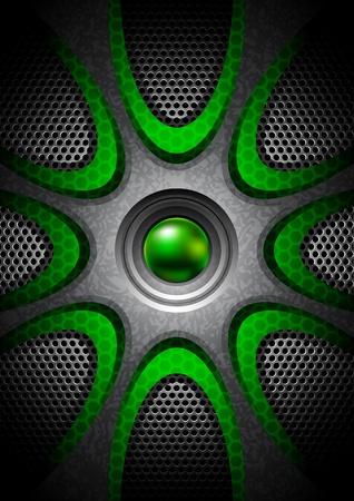 carbon fiber: fondo metálico