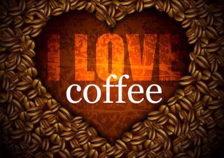 i love coffe