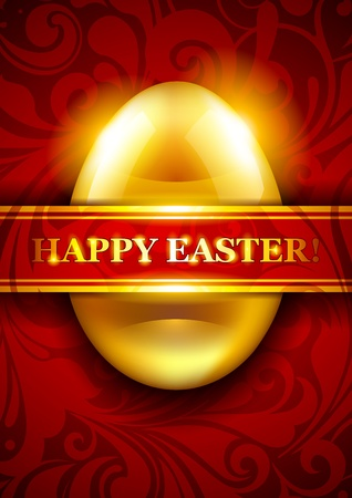 smoothed: happy easter Illustration
