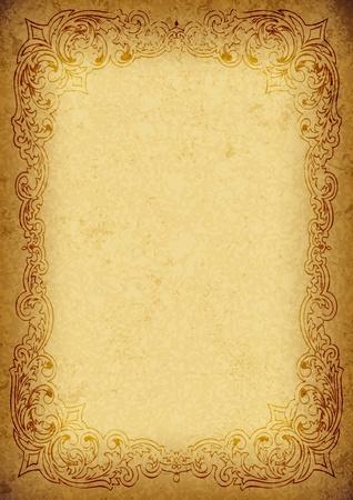 etiqueta: vintage background