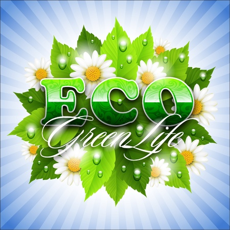 ecology, eco-friendly life