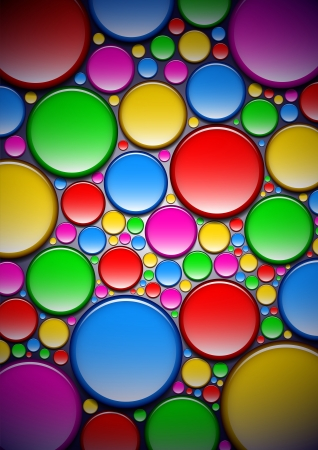 Abstract background with paint Illustration
