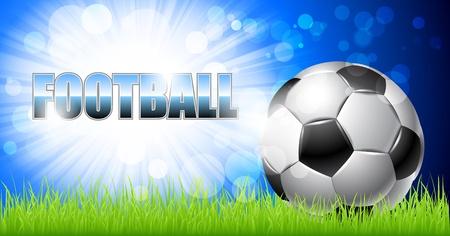 Football Stock Vector - 16426166