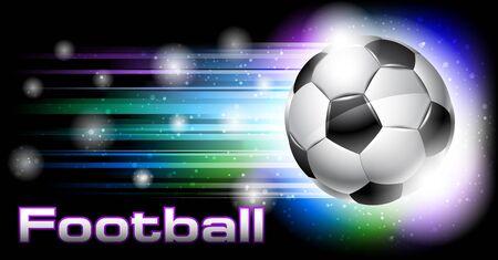 Football Stock Vector - 16426138
