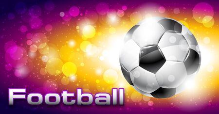 Football Stock Vector - 16426165