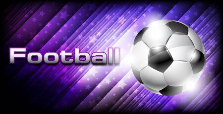 Football Stock Vector - 16426191