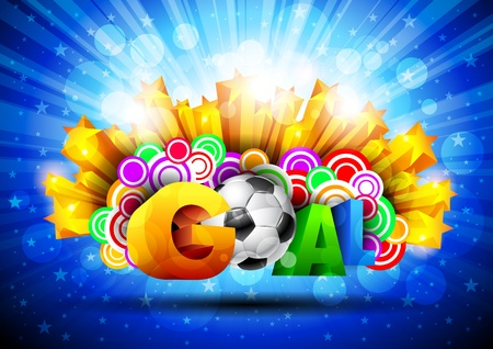 Football Stock Vector - 16426168