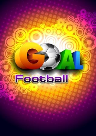 Football Stock Vector - 16426136