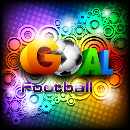Football Stock Vector - 16426141