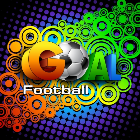 Football Stock Vector - 16426130