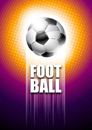 Football Stock Vector - 16426163