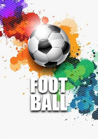 Football Stock Vector - 16426190