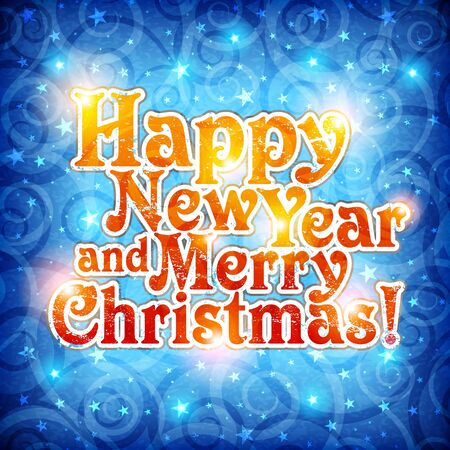 Christmas card Stock Vector - 16670211