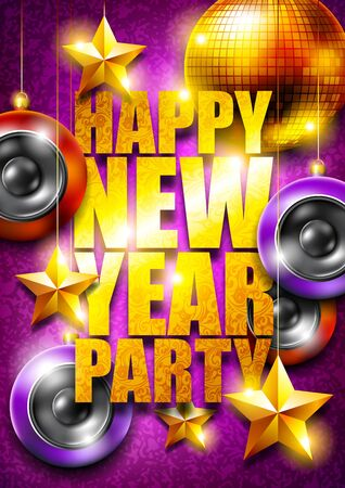clubbing: New year party