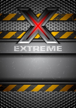 Extreme Stock Vector - 19017725