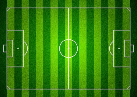 photo realism: Football stadium