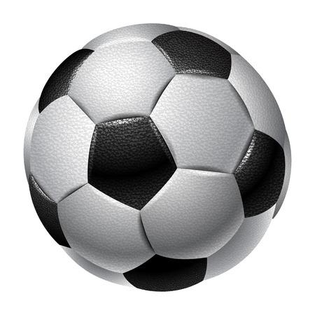 pelota de futbol: Balón de fútbol Vectores