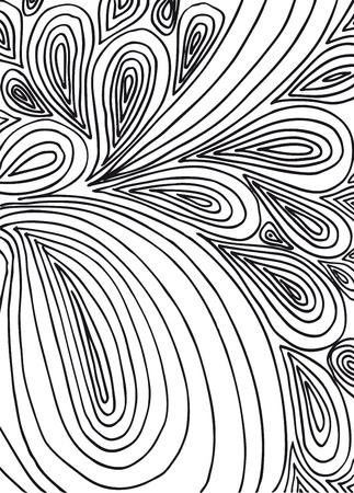 optical art: Resumen Antecedentes. Ilustraciones Vectoriales