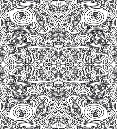 arte optico: Resumen Antecedentes. Ilustraciones Vectoriales