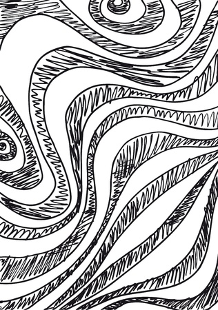 blank canvas: Abstract design background   Illustration