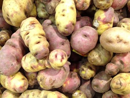 Peruvian potato photo