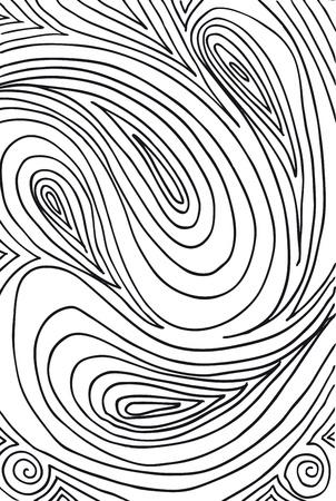 Abstract design vector background Stock Vector - 13624559