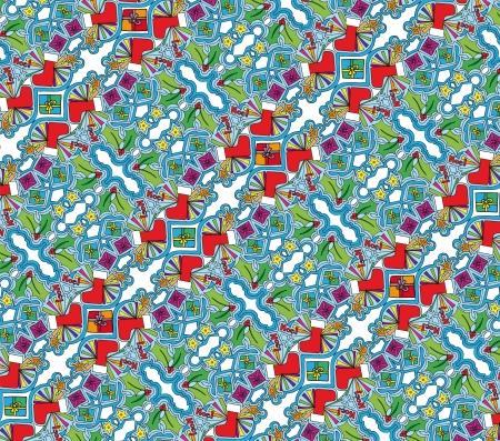 Christmas Background. illustration. Vector