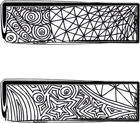 Fantasy font illustration Stock Vector - 14164774